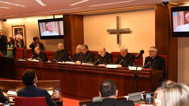 Entrega de los Premios Bravo en la Conferencia Episcopal