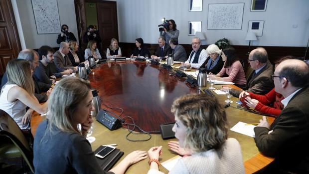 Reunión de la Subcomisión para la elaboración del Pacto Educativo en el Congreso de los Diputados