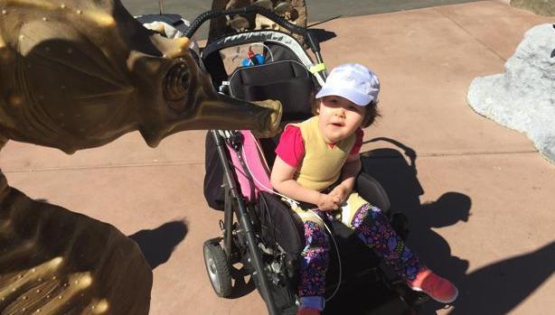 Zoe fue el primer bebé del mundo en probar un fármaco experimental contra una forma severa de atrofia muscular espinal