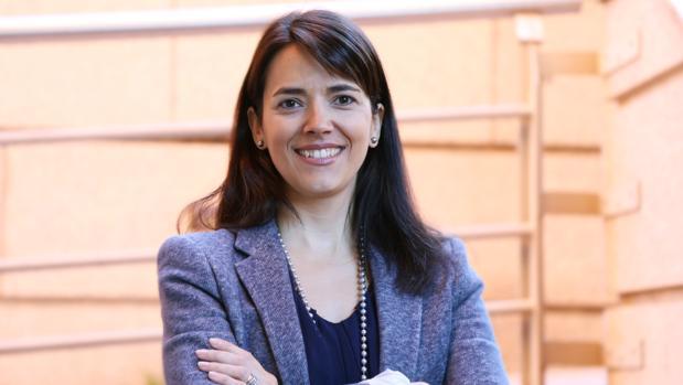 Ainhoa Uribe es vicedecana de la Facultad de Derecho de la Universidad CEU San Pablo