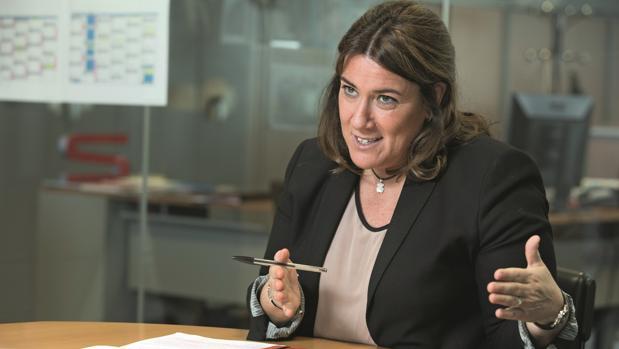 Patricia Collados, responsable de Personal Directivo de SEAT