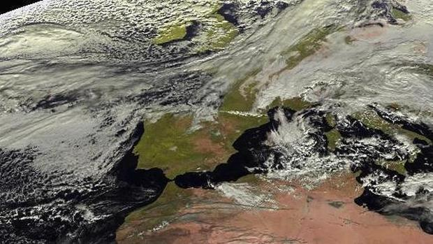 El Océano Atlántico baña la Península Ibérica en su vertiente occidental