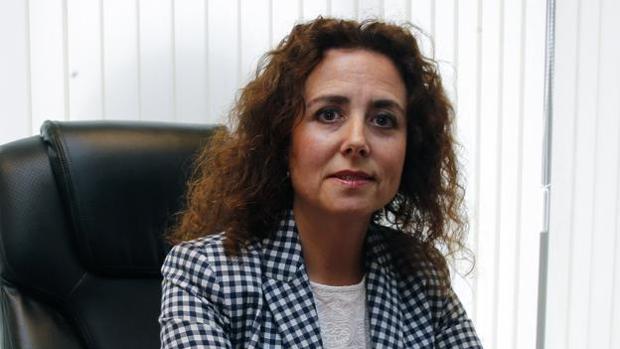 Beatriz Zapico, abogada que representó al padre