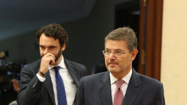 ministro de Justicia, Rafaél Catalá