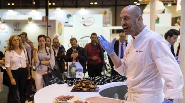 Presentación durante la pasada edición de Meat Attraction