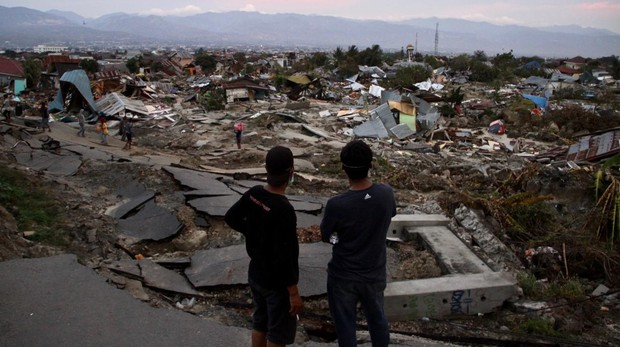 Indonesia, archipiélago catástrofe