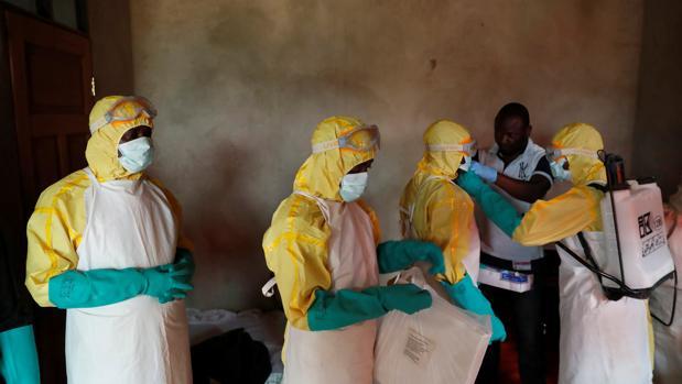 El Congo sufre el mayor brote de ébola de su historia