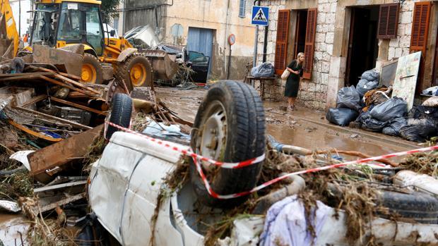 La Guardia Civil hace una evaluación «positiva» de la respuesta inmediata tras la riada en Sant Llorenç