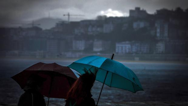Imagen reciente de San Sebastián