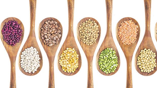 Las legumbres son un alimento vital para la seguridad alimentaria mundial