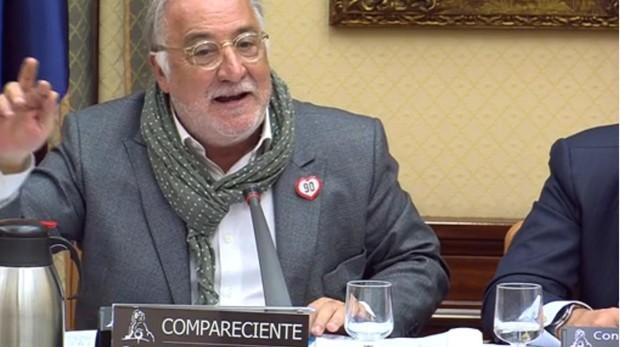 Navarro, en el Congreso: «Es lógico cambiar el sistema para recuperar puntos. La sentencia lo cuestiona todo»