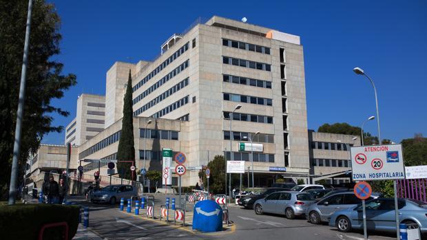 El Hospital Materno Infantil de Málaga