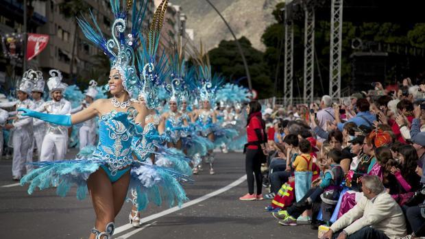 Tenerife volverá a acaparar la atención de muchos visitantes en este Carnaval 2019