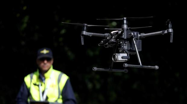 Drones de la Dirección General de Tráfico (DGT)