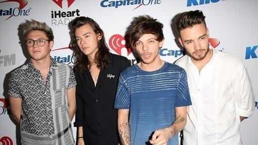 La banda One Direction
