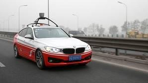 Baidu prueba en carretera su prototipo de coche sin conductor