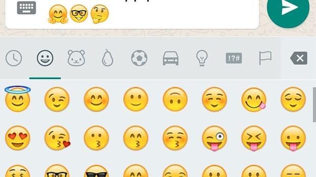 WhatsApp se actualiza en Android con nuevos «emojis»