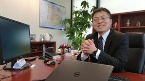 Tony Jin Yong, de Huawei en España: «En dos o tres años superaremos a Samsung»