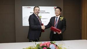 Huawei e INCIBE firman un acuerdo de colaboración para impulsar la ciberseguridad en España