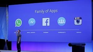 La inteligencia artificial se instala en Facebook Messenger