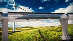 Hyperloop avanza hacia un sistema de levitación magnética «más seguro y barato»