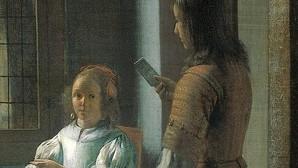 El CEO de Apple encuentra un iPhone en un cuadro del siglo XVII