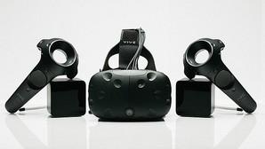 Probamos las gafas de realidad virtual HTC Vive