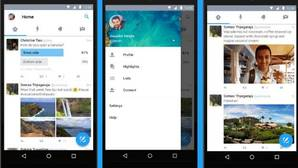 Twitter se actualiza en Android
