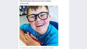 La carta de una madre al enterarse de que su hijo no fue invitado a una fiesta por tener síndrome de Down