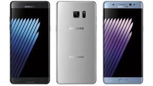 Samsung Galaxy Note 7: filtradas las imágenes del nuevo terminal de la compañía