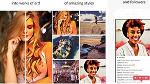 Prisma: una «app» para aplicar alucinantes filtros a las imágenes