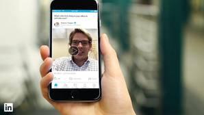 LinkedIn se une a la fiesta: permitirá crear videos de 30 segundos a los usuarios influyentes