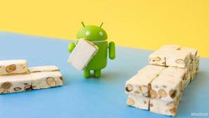 Android Nougat ya está disponible