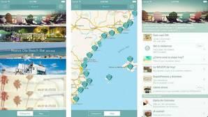 Chiringuiteros, la «app» que reúne a 700 chiringuitos de toda España