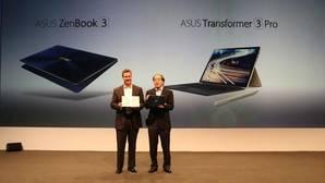 ZenBook, Transformer y ZenPad: Asus aumenta la familia con nuevos integrantes