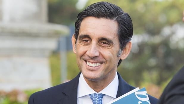 José María Álvarez-Pallete, presidente de Telefónica, en el encuentro de Telecomunicaciones y Economía Digital