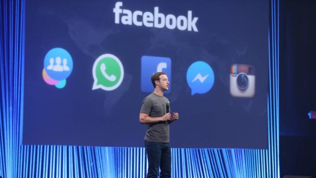 Imagen de archivo de Marl Zuckerberg, CEO de Facebook