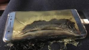 Samsung pide a los usuarios que devuelvan inmediatamente el Note 7