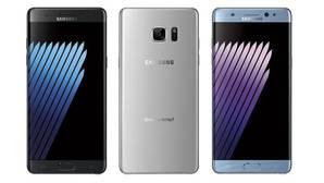 El fuego pone en aprietos al Galaxy Note 7