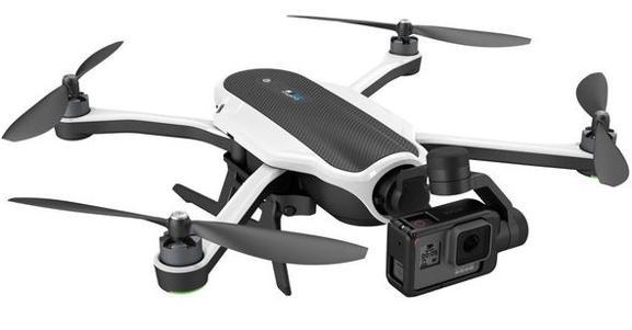 GoPro se sube al mundo del drone con Karma