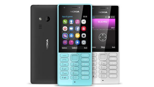 El Nokia 216 tendrá una batería de alrededor de 26 días