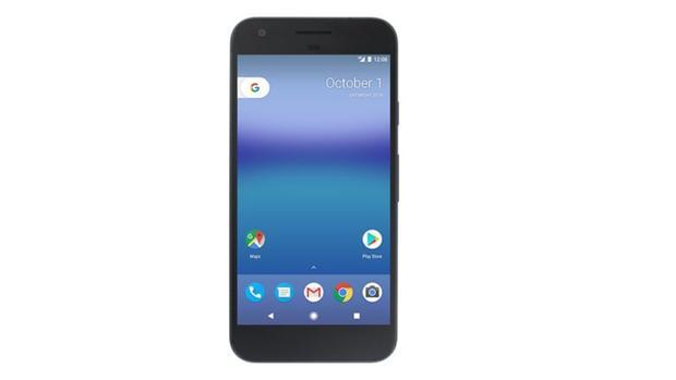 Detalle del posible diseño del nuevo Pixel, de Google