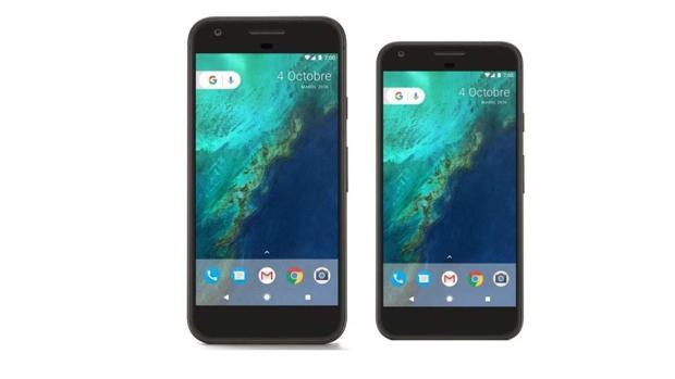 Imagen filtrada de los nuevos Pixel de Google