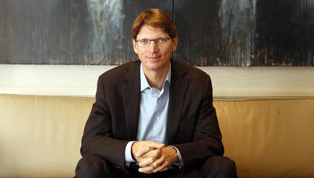 Niklas Zennström, fundador de Skype, en una imagen de archivo