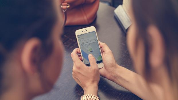 Detalle de la aplicación Cabify