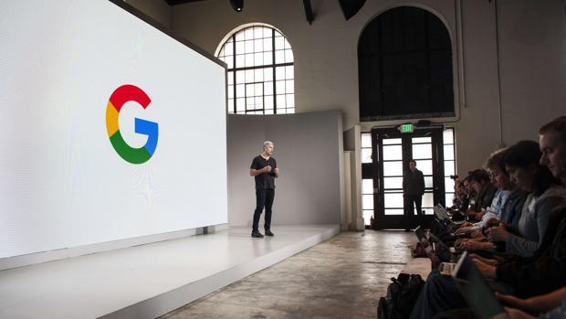Google presentaba el teléfono móvil Pixel el martes pasado en San Francisco