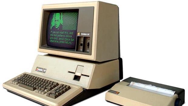 Así era el Apple III, uno de los mayores fiascos de la compañía