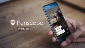 Twitter anuncia Periscope Producer, una nueva forma de compartir video profesional en directo