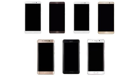 Las mejores alternativas al Samsung Galaxy Note 7