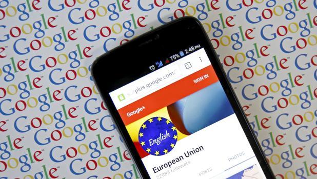 Google, acusada por la Comisión Europea de abuso de «posición dominante» con Android